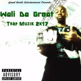 Wali Da Great - Trap God Cover Art