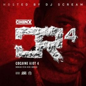 WeGotHipHop - Chinx Drugz - Cocaine Riot 4 Cover Art