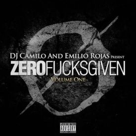 WeGotHipHop - Emilio Rojas - Zero Fucks Given Cover Art