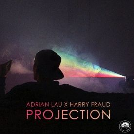WeGotHipHop - Adrian Lau - Projection Feat. Harry Fraud Cover Art