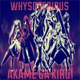 WhySoSerious - Akame Ga Kiru! Cover Art