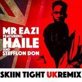 HWING - Skin Tight (UK Remix) Cover Art