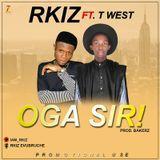 WonderKid - Oga Sir Cover Art