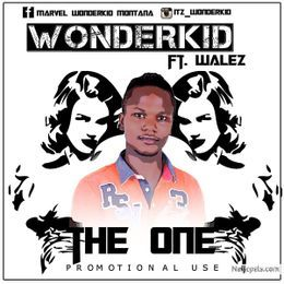 WonderKid - The One Cover Art
