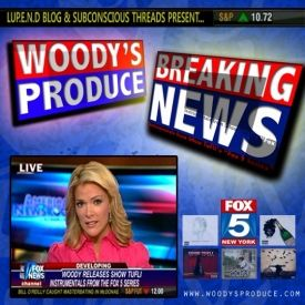 WoodysProduce - Breaking News (Fox5 Instrumentals) Cover Art