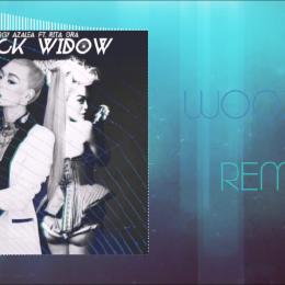 """Iggy Azalea Feat Rita Ora - """"Black Widow (Woozdyz Remix ..."""