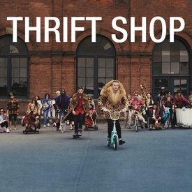 Macklemore & Ryan Lewis - Thrift Shop (Instrumental)