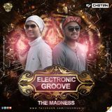 worldsdj - ELECTRONIC GROOVE - THE MADNESS Cover Art