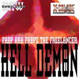 X-Calade Promotionz - HELL DEMON Cover Art