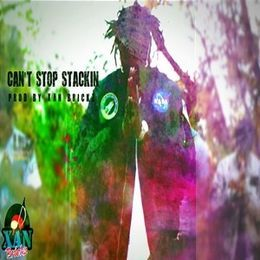 "XAN BRICKZ - (FREE) BandGang x Tee Grizzley x Detroit Type Beat ""Can't Stackin"" Cover Art"