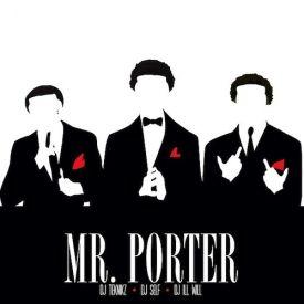 Xclusives Zone - Mr. Porter Cover Art