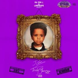 J.Cole - Truly Yours 2 EP (Chopped Not Slopped)