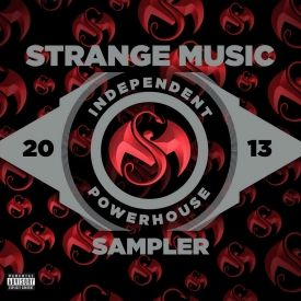 Strange Music - Independent Powerhouse Sampler