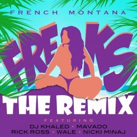 French Montana - Freaks (Remix)