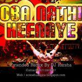 DJ-Harsha Xcooshub - Oba Ekka Oba Nathi Heenaye (Extended Remix) Cover Art