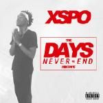 Xspo - Days Never End Cover Art