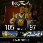 Xspo - NBA Finals