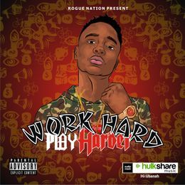 YD - Work Hard Play Harder Cover Art