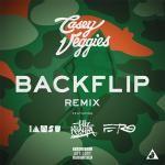 Young California - Backflip (Remix) Cover Art