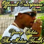 Young Goldie - The Midas Touch Cover Art