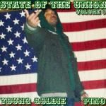 Young Goldie - State Of The Union Cover Art