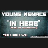 Young Menace - Young Menace - In Here Cover Art
