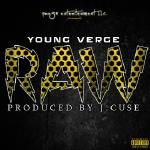 Young Verge - RAW (prod. by J-Cuse) Cover Art