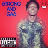 Young Yatchy - STRONG AND GAS Cover Art