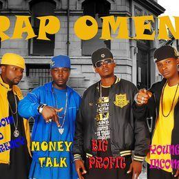 YoungIncome - Rap Omen Cover Art