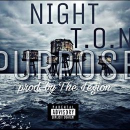 Young Night - PURPOSE Cover Art