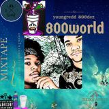 youngredd800 - 800world Cover Art