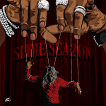 Young Thug - Slime Season 2  Cover Art
