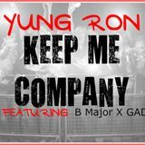 yung ron - Keep Me Company Cover Art