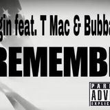 Yungin - I Remember (feat.T Mac & Bubbalody) Cover Art
