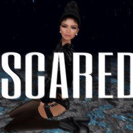 ZendayaIMVU - Scared Cover Art