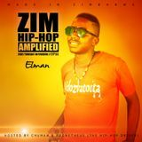 ZIM HIP-HOP AMPLIFIED - ZIM HIP-HOP AMPLIFIED 10 November 2016 hosted by Prometheus  & Chuman Cover Art