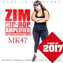 ZIM HIP-HOP AMPLIFIED - ZIM HIP-HOP AMPLIFIED on Powerfm radio 5 JANUARY 2017 Cover Art