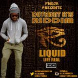 Zj Liquid/ H2O Records JA - LIFE REAL Cover Art