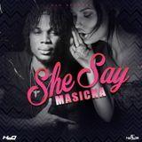 Zj Liquid/ H2O Records JA - SHE SAY  [RAW] Cover Art