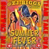 zj.biggs - Summer Fever Mixtape PT. 1 Cover Art