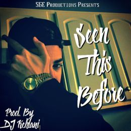 SGE Productions - Seen This Before [EP Version] Cover Art