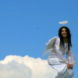 Rose Johnson - Earth Angel Cover Art