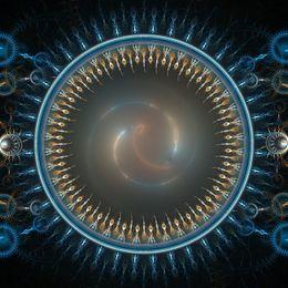 Rose Johnson - Technical Infinity Cover Art