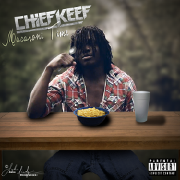 1017gbe - Chief Keef - Macaroni Time Cover Art