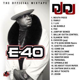 e40 mixtape