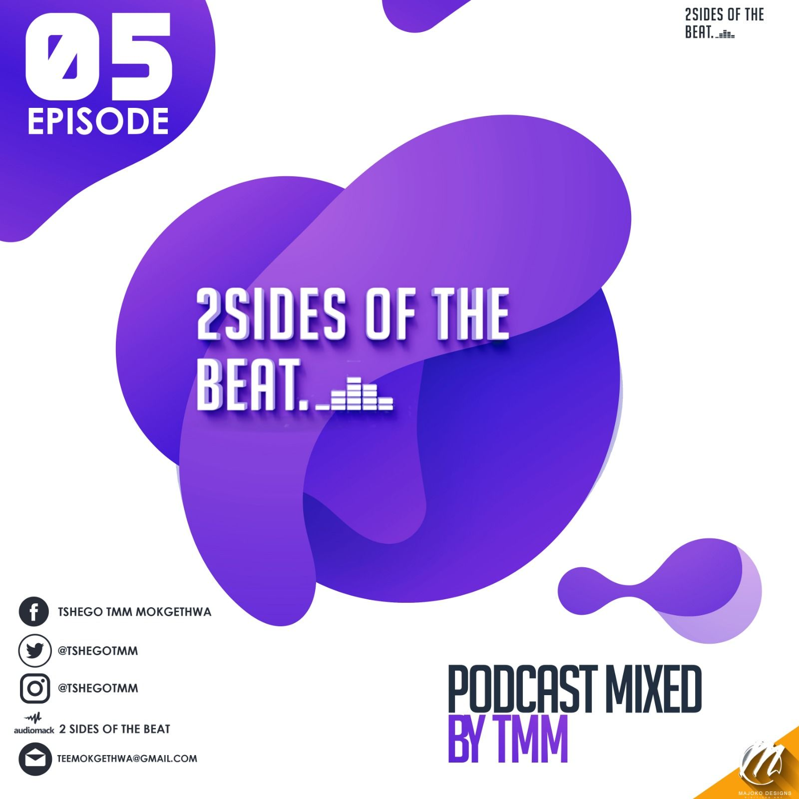 2 Sides Of The Beat Episode #05 Mixed By TMM by TMM from 2 Side Of
