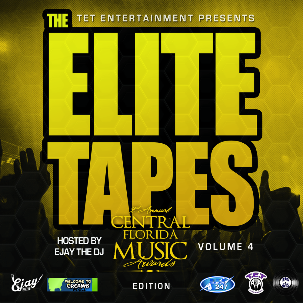Various Artists - The Elite Tapes Vol  4: Central Florida
