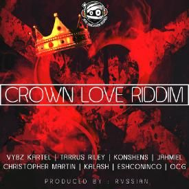 Konshens - My Own (Raw) [Crown Love Riddim] (Prod by Rvssian)