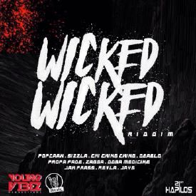 POPCAAN - WICKED MAN TING