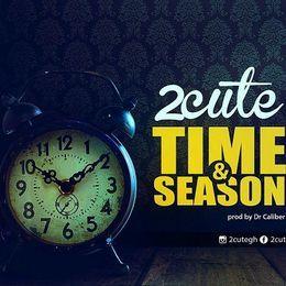 2Cute - Time & Season Cover Art